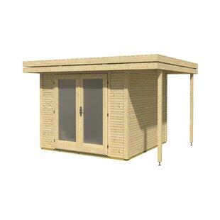 Rackham 8.2 X 8.2 Ft. Summerhouse By Sol 72 Outdoor