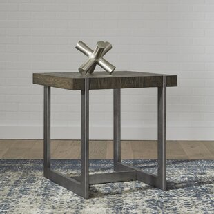 Fausley End Table by Gracie Oaks