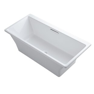 Kohler Rêve Freestanding Bath with Brill..