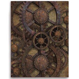 Gears Art Wayfair