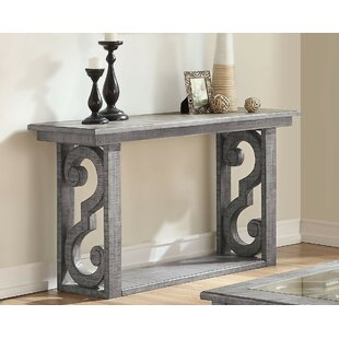 Dash Console Table