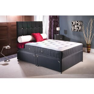 Demi-Leigh Coilsprung Divan Bed By 17 Stories