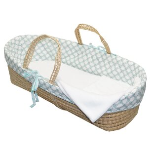Check Prices Conlan Moses Basket ByHarriet Bee