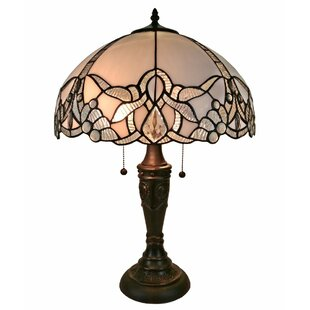 Jeweled 23 Table Lamp