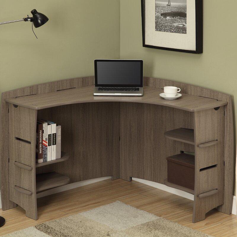 Driftwood Corner Desk