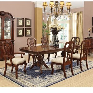 Cavalier Dining Table by Astoria Grand