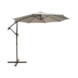 9.5' Cantilever Umbrella by LB International
