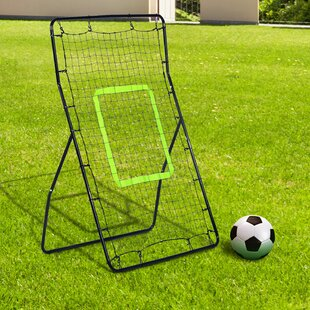 Football Playback Rebounder Net By Freeport Park