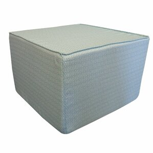 Infinity Cotton Cube Ottoman by Jiti