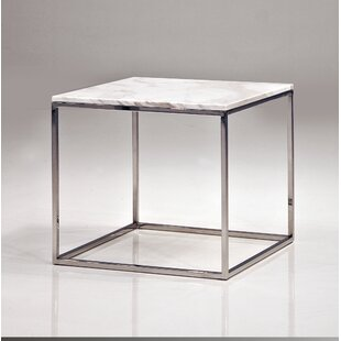 Junaid End Table by Orren Ellis