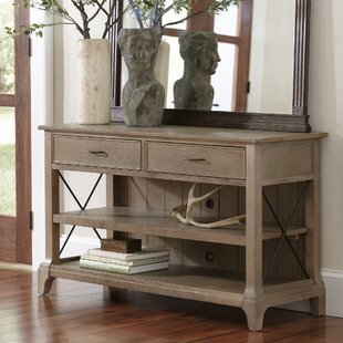Compare prices Brigg Console Table ByLark Manor