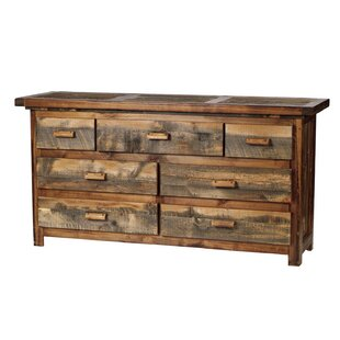 Jaramillo 7 Drawer Dresser