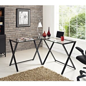 Ferro L Shape Corner Desk