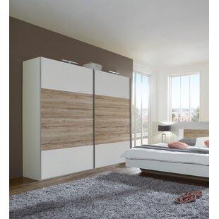Franziska 2 Door Sliding Wardrobe By Wimex