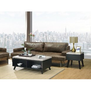 Juliann 2 Piece Coffee Table Set