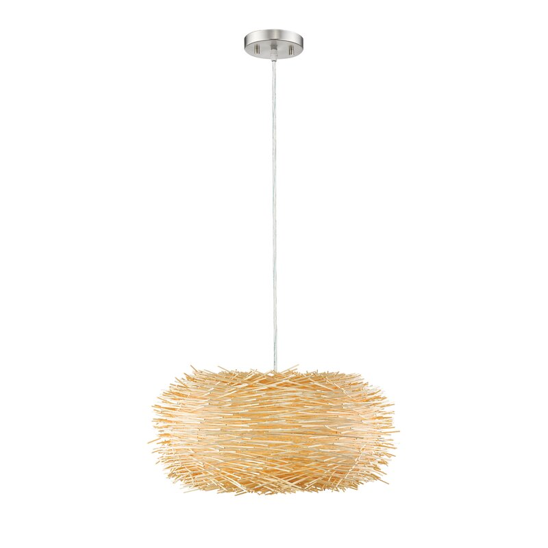 Mack Milo Lynnsy 6 Light Unique Statement Globe Chandelier Wayfair