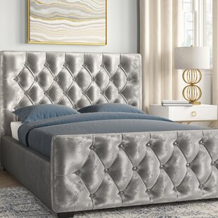 Deshawn Upholstered Bed Frame By Willa Arlo Interiors