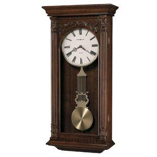 Chiming Quartz Greer Wall Clock by Howard Miller?