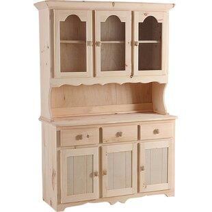 Chelsea Home Furniture Lamar Standard China Cabinet