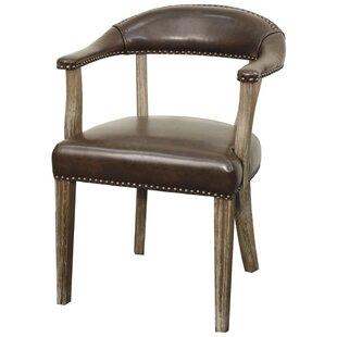 Gracie Oaks Predmore Bonded Upholstered Dining Chair
