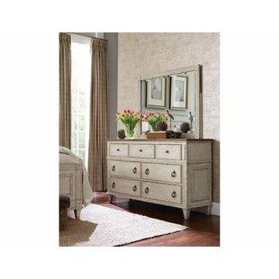 Dicha 7 Drawer Dresser