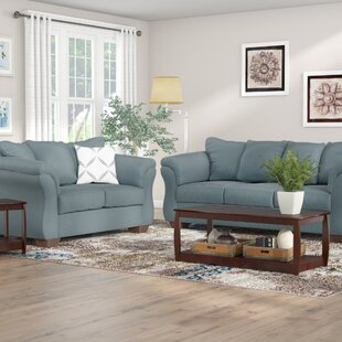 Find for Parthena 2 Piece Living Room Set by Red Barrel Studio Reviews (2019) & Buyer's Guide
