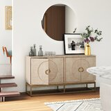 Brandan Wood Sideboard