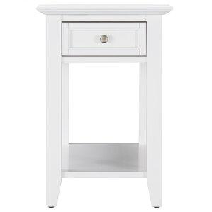 Elegant Ellicott End Table With Storage