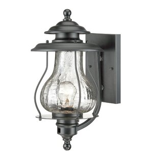 Inexpensive Kentwood 1-Light Outdoor Sconce By Beachcrest Home