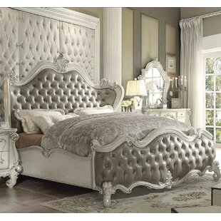 Superstar Upholstered Panel Bed