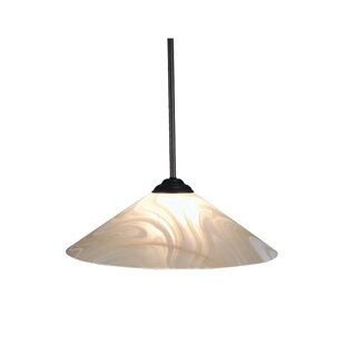 Meyda Tiffany 1-Light Cone Pendant