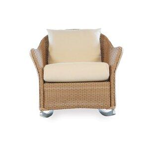 Weekend Retreat Rocking Chair with Cushion Lloyd Flanders