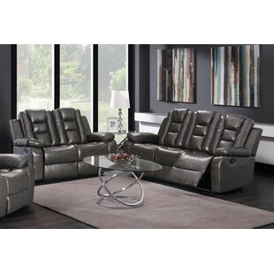 Reviews Skeffingt 2 Piece Reclining Living Room Set by Winston Porter Reviews (2019) & Buyer's Guide