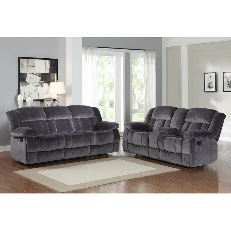 Darby Home Co Dale Reclining 79 Pillow Top Arm Sofa Reviews Wayfair