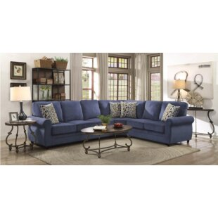 Red Barrel Studio Steinman Sectional