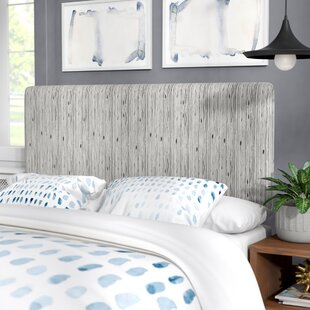 Mercury Row Buie Upholstered Panel Headboard
