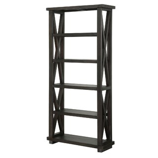 Alejandro Etagere Bookcase by 17 Stories SKU:EC578703 Purchase