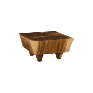 Solid Wood Coffee Table By Phillips Collection