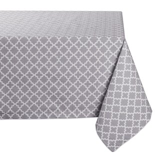 Spirea Lattice Tablecloth