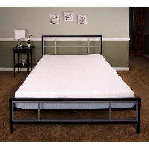 lincoln platform bed frame