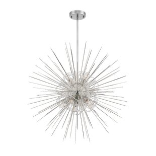 Zeev Flare 8-Light Chandelier