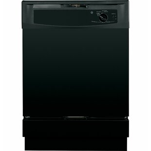 24 64 dBA Built-In Dishwasher with Front Controls