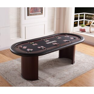 Online Reviews 96 Professional Texas Hold'em Casino Poker Table By IDS Online Corp