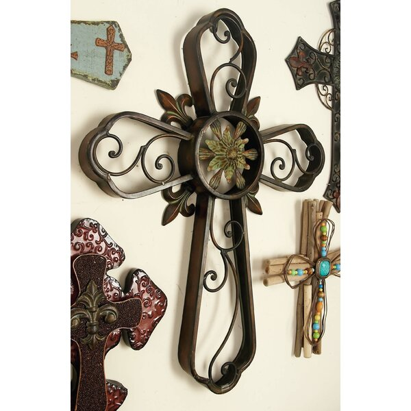 Metal Cross Wall Decor | Wayfair