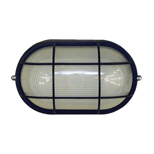 Whitfield Lighting Dylan Outdoor Bulkhead Light