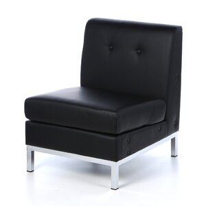Mapleton Slipper Leather Guest Chair