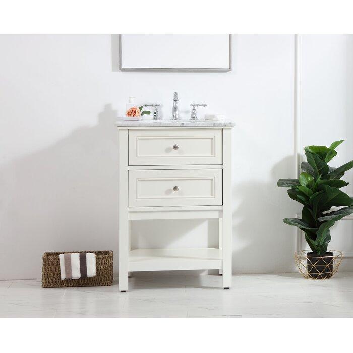 Melissa 24 Single Bathroom Vanity Set