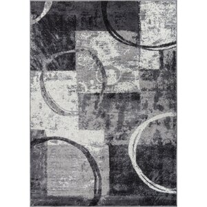 Southwest Arapahoe Gray Area Rug