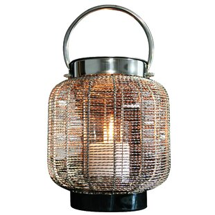 Anywhere Fireplace Neptune Metal Lantern