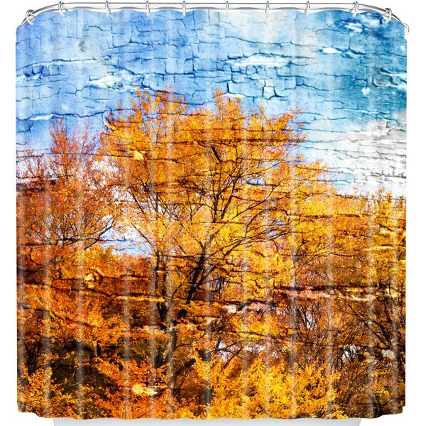 East Urban Home An Autumn Day Single Shower Curtain Wayfair